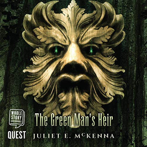 The Green Man's Heir cover art