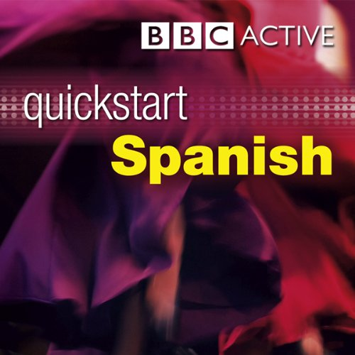 Quicktart Spanish audiobook cover art
