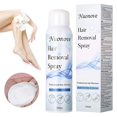 Spray de Depilación, Hair Removal Spray, Hair Remover, Espuma para...