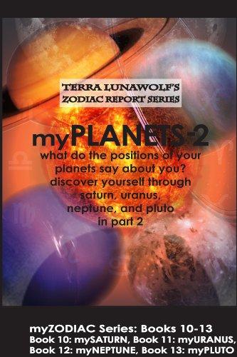 myPLANETS-2 (myZODIAC Book 0) (English Edition)