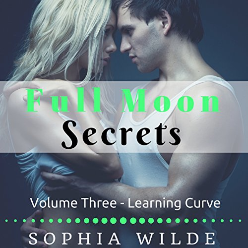 Full Moon Secrets, Volume Three audiobook cover art