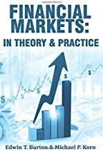 Financial Markets: In Theory and Practice