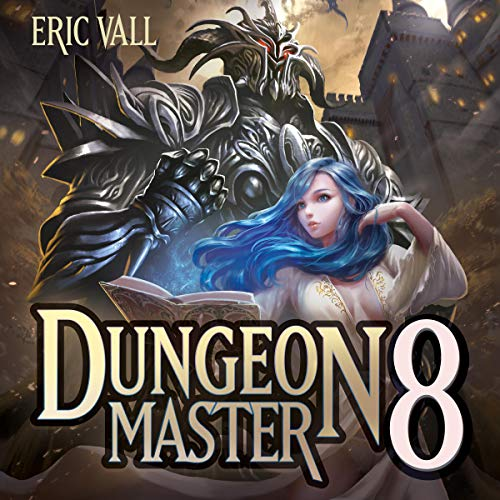 Dungeon Master 8 cover art