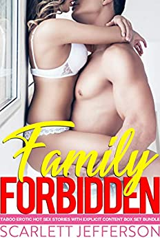 Family Forbidden Taboo Erotic Hot Sex Stories with Explicit Content Box Set Bundle Review