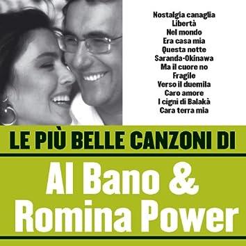 Le più belle canzoni di Al Bano & Romina Power