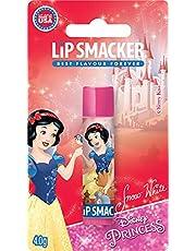 Markwins Lip Smacker Disney Princess - Penna per la cura delle labbra con aroma fruttato, 4 g