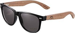 628d1666da AMEXI Gafas de Sol Polarizadas Hombre y Mujere, UV400 Protection, Gafas  Ligeras con Patillas