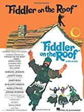 fiddler on the roof sabbath song
