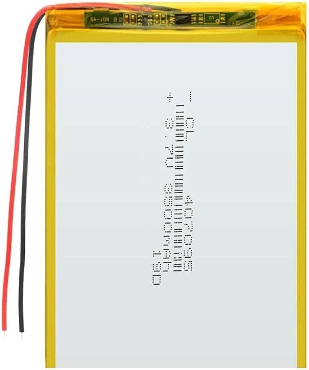 407095 3.7V 3500Mah Polymer Lithium Ion Rechargeable Max 51% OFF Battery Ranking TOP7 Lit