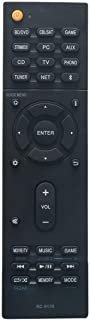 RC-911R Replace Remote Applicable for Onkyo AV Receiver HT-R695 TX-NR656 TX-RZ610 TX-NR555 TX-RZ710 TX-RZ810 TX-NR757 TX-RZ720 TX-NR676 TX-NR676E TX-NR686 TX-NR585 TX-NR575 TX-NR575E