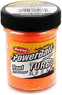 Berkley PowerBait Glitter Turbo Dough, Dough