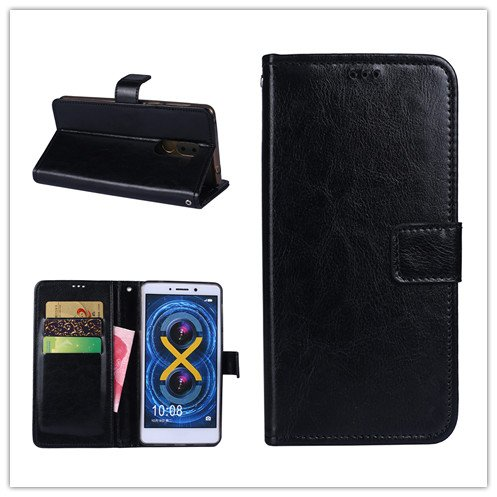 Custodia® Flip Wallet Case with Stand Function for OUKITEL U25 Pro(Pattern 2)