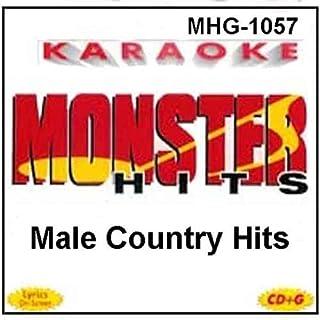 Monster Hits Karaoke #1057 - Male Country Hits by Lee Greenwood, Vince Gill, Alabama, George Strait, Hank Williams Jr, Ran...