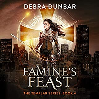 Famine's Feast     The Templar, Book 4              Written by:                                                                                                                                 Debra Dunbar                               Narrated by:                                                                                                                                 Elizabeth Phillips                      Length: 8 hrs and 56 mins     Not rated yet     Overall 0.0