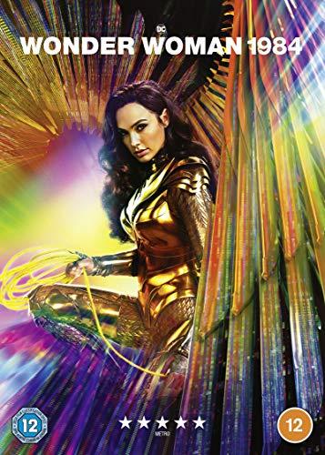 Wonder Woman 1984 [DVD] [2020]