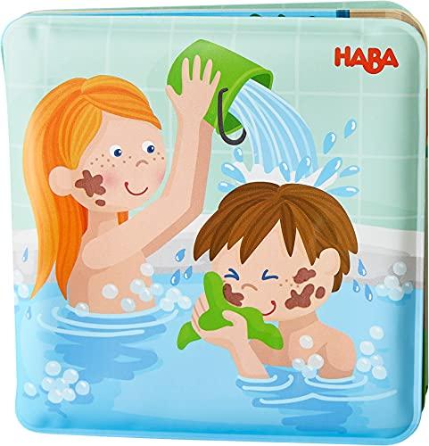 HABA Paul & Pia - Magic Bath Book - Wipe with Warm...