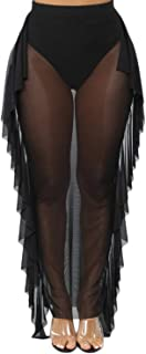 sheer cover boots