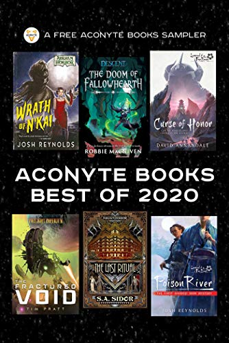 Aconyte Books Best of 2020: A World Expanding Fiction Chapter Sampler (English Edition)
