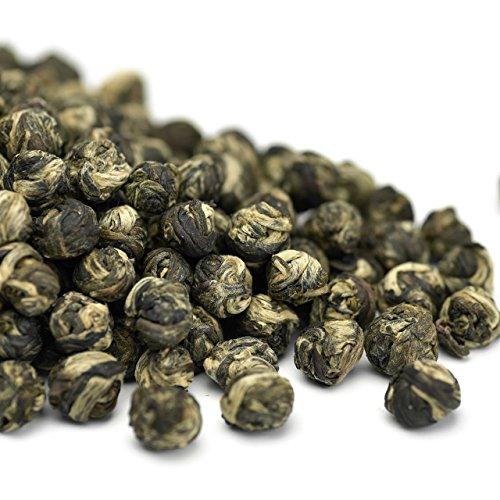 Teavivre® Jasmine Dragon Pearls Green Tea Loose Leaf Chinese Tea - 3.5oz / 100g