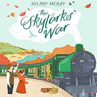 The Skylarks' War                   By:                                                                                                                                 Hilary McKay                               Narrated by:                                                                                                                                 Katherine Press                      Length: 6 hrs and 12 mins     23 ratings     Overall 4.9