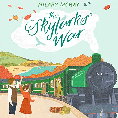 The Skylarks' War audiobook cover art