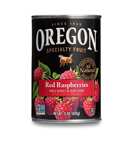 Canned & Jarred Raspberries