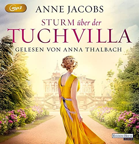 Sturm über der Tuchvilla (Die Tuchvilla-Saga, Band 5)