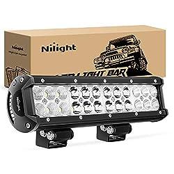 Image of Nilight - NI06A-72W 12Inch...: Bestviewsreviews