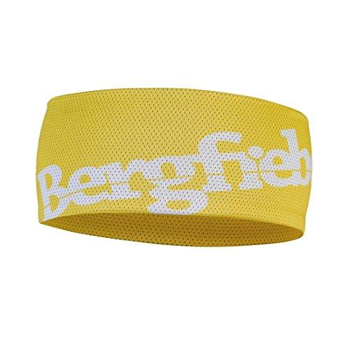 Bergfieber Stirnband FURKA Uni-Size senf (1 Stück)