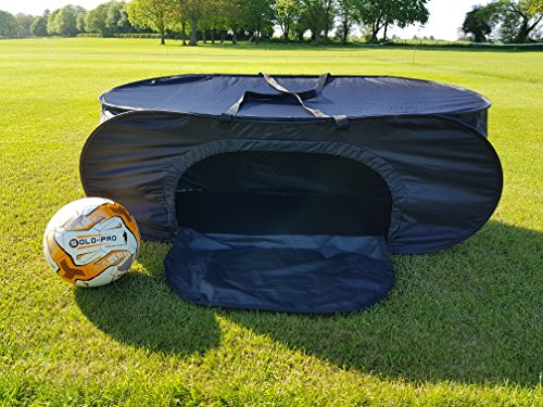 SOLO-PRO POP UP HEAVY DUTY OUTDOOR WATERPROOF TEAM KIT PITCH-SIDE STORAGE BAG