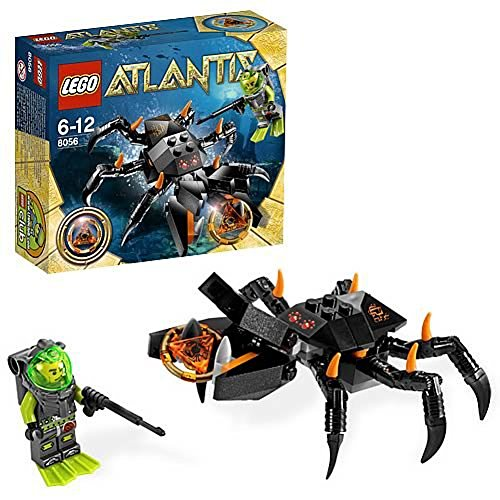 LEGO Atlantis Monster Crab Clash 8056