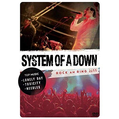 SYSTEM OF DOWN - ROCK AM RING 2011