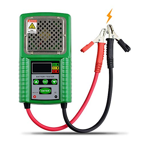 %67 OFF! Automotive Battery Tester, HOLDPEAK HP-26A 6V 12V Lead-Acid Car Battery Checker Test for Ba...