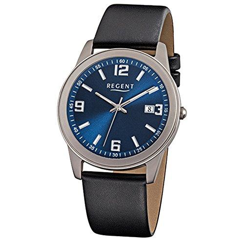 Titan Reloj 38mm Regent f844