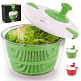 Zulay Kitchen Salad Spinner Large...
