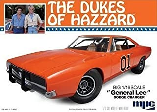 Round 2 MPC Dukes of Hazzard General Lee 1969 Charger 1/16 by Round 2 LLC