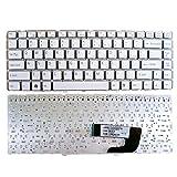 9J.N0U82.B01 Genuine NEW SONY VAIO PCG-7181L PCG-7183L PCG-7182L PCG-7184L Keyboard White US