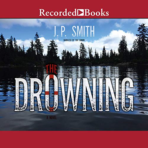 The Drowning audiobook cover art