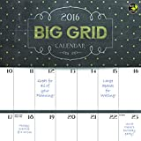 Big Grid 2016 Calendar