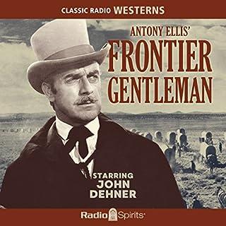 Frontier Gentleman audiobook cover art