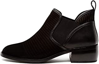 Hush Puppies Davis-HP Womens Shoes Flat Ankle Boots