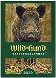 Taschenkalender WILD UND HUND 2020 -