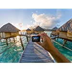 GoPro Hero7 Black — Waterproof Action Camera with Touch Screen 4K Ultra HD Video 12MP Photos 720p Live Streaming… 20 HyperSmooth: Get gimbal‑like stabilization—without the gimbal. HERO7 Black corrects for camera shake to deliver insanely smooth footage TimeWarp: Capture super stabilized time lapse videos while you move about a scene. Increase the speed up to 30x to turn longer activities into shareable moments Live streaming in 720p: Share while you're there. Live stream in 720p on social, get HyperSmooth stabilization as you broadcast via the GoPro app and save footage to your SD card to check out later