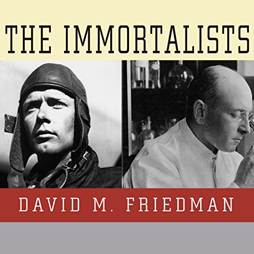 The Immortalists  By  cover art