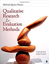 qualitative research and evaluation methods 4th edition