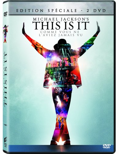 Michael Jackson's This is it - Edition collector 2 DVD [FR Import]