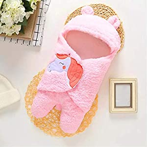 Club VINAGE Baby Wrapper Blanket Bag Elite Collection Pink 9