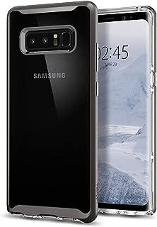 Spigen Neo Hybrid Crystal Designed for Samsung Galaxy Note 8 Case (2017) - Gunmetal