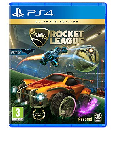 Rocket League Ultimate Edition (PS4)