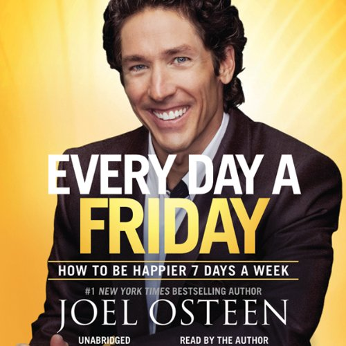 Daily Readings from Every Day a Friday audiobook cover art